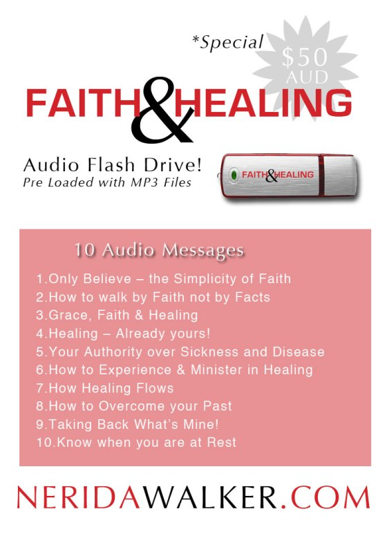Faith & Fertility USB
