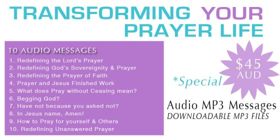 Prayer-Audio-Series